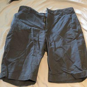 Dockers grey shorts